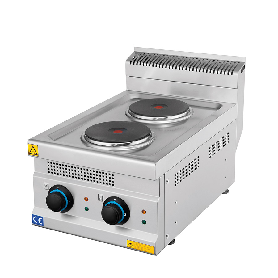 Electric Cooker 2 Plates