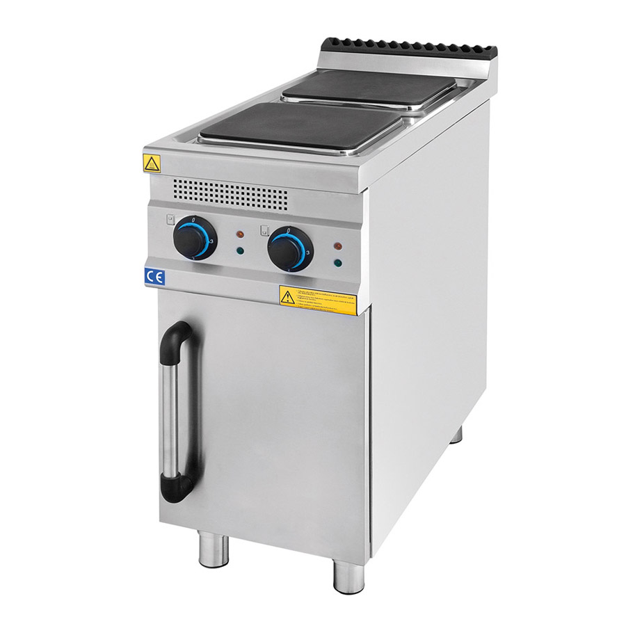 Electric Cooker 2 Hot Plates