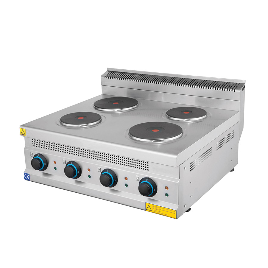 Electric Cooker 4 Plates