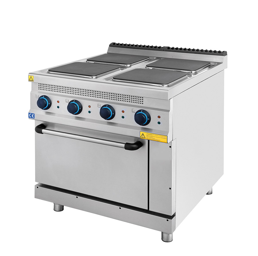 Electric Cooker 4 Hot Plates
