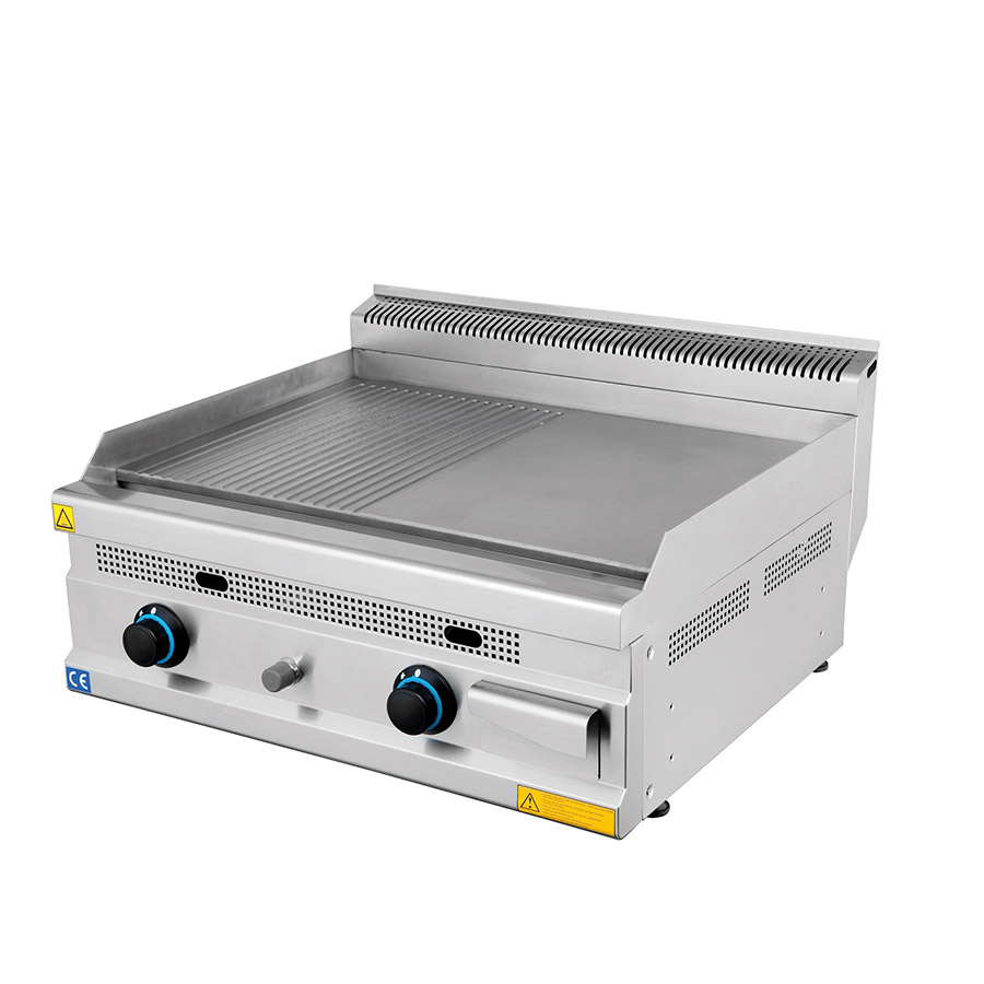 Electric Grill Double Plate